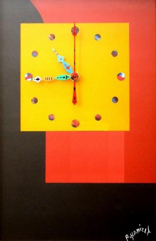 3206 -[:fr]Passe le temps - Acrylique - 33x22cm [:en]Passe le temps - Acrylic - 33x22cm